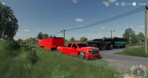 GMC Denali Streetreaper Edit for Farming Simulator 19