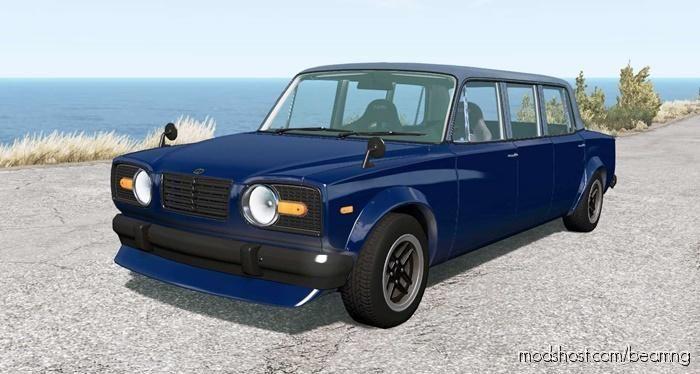 Ibishu Miramar Limousine for BeamNG.drive