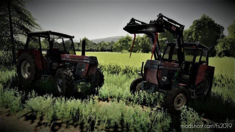 Ursus C385A Prezesziaroo for Farming Simulator 19
