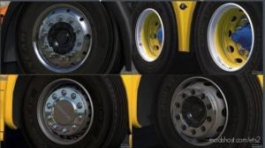 Abasstreppas Wheelpack V3.0 for Euro Truck Simulator 2