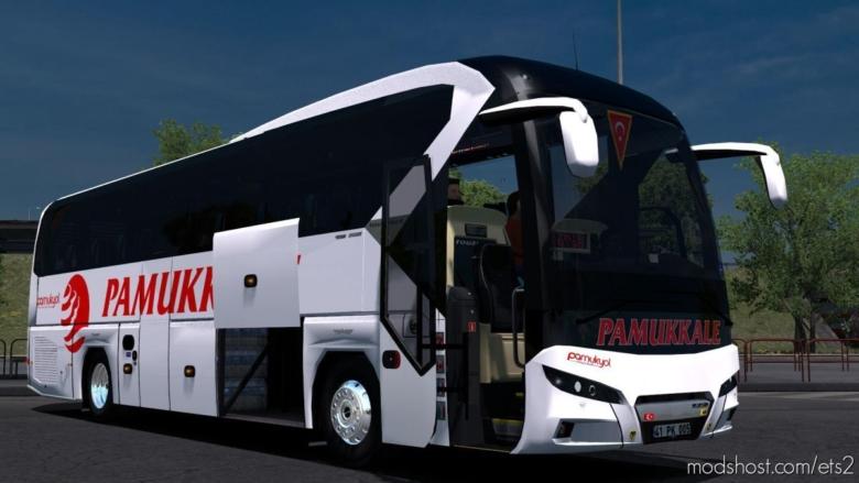 Neoplan Tourliner Euro 6 [1.37] for Euro Truck Simulator 2