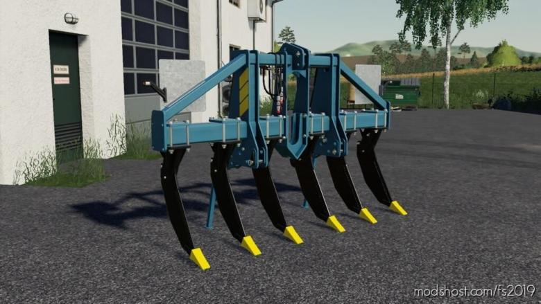 Imants Culter 3M for Farming Simulator 19