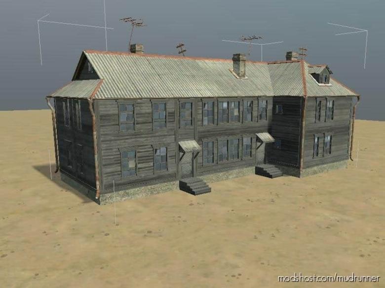 Building Models For The Industrial Zone V3 for MudRunner