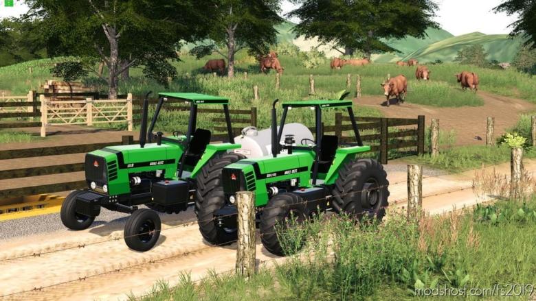 Agrale BX 4.130 E 4.150 for Farming Simulator 19