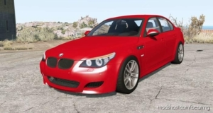 BMW M5 (E60) 2005 for BeamNG.drive