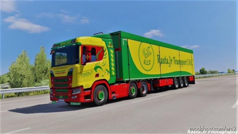 Scania V8 Sound R950 Konstantinidis [1.37] for Euro Truck Simulator 2