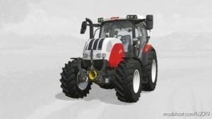 Steyr Profi CVT 6135 for Farming Simulator 19