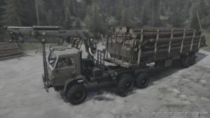 Kamaz-4310 Off-Road Truck V17.06.20 for MudRunner