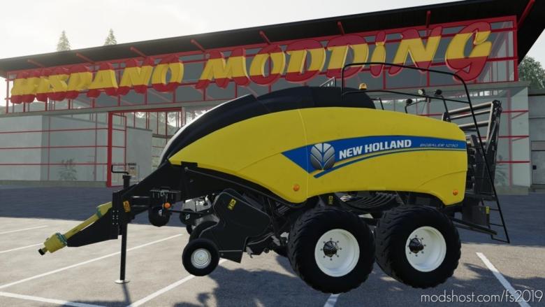 NEW Holland BB1290 for Farming Simulator 19