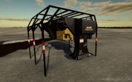 Truck Mounted Salt Spreader for Farming Simulator 19