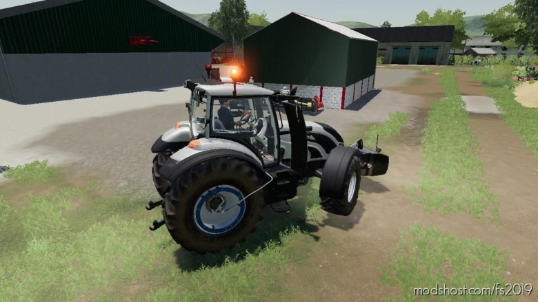 Valtra T Series V2.0 for Farming Simulator 19