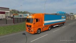 Varlemann Combo Skin Krone MAN TGX for Euro Truck Simulator 2
