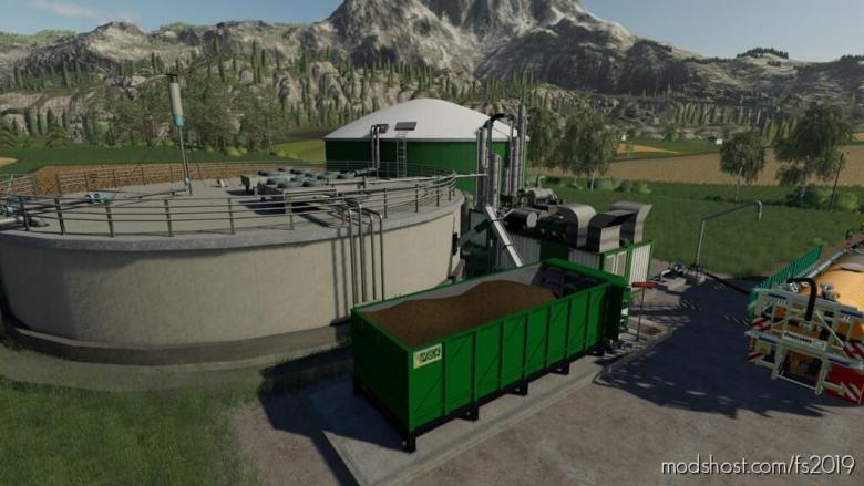 BGA 200KW for Farming Simulator 19
