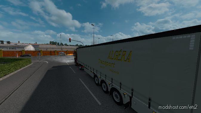 Algera Combo V0.1 for Euro Truck Simulator 2