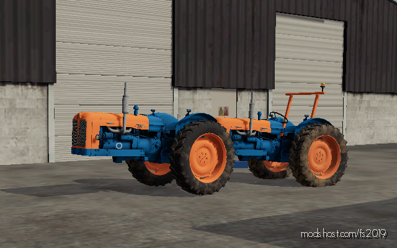 DOE Dual Drive for Farming Simulator 19