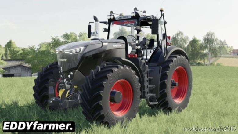 Fendt Vario 1046 for Farming Simulator 19