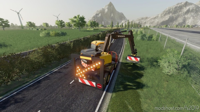 TP Pack For Volvo 150 Ewr-150E for Farming Simulator 19