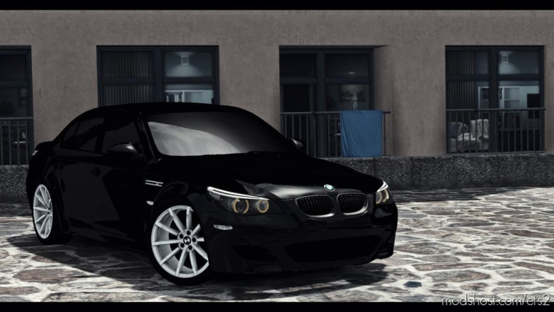 BMW 5 Series E60 [1.37] for Euro Truck Simulator 2