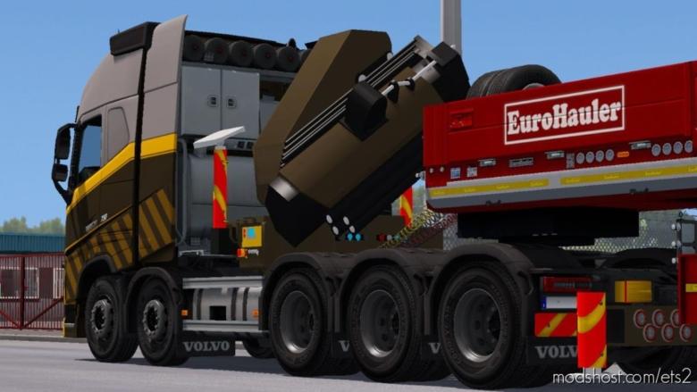 Rpie Volvo FH16 2012 V1.37.1.82S for Euro Truck Simulator 2