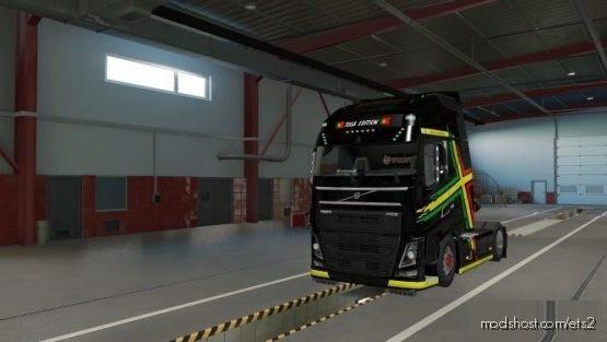 Skin Tuga Edition for Euro Truck Simulator 2