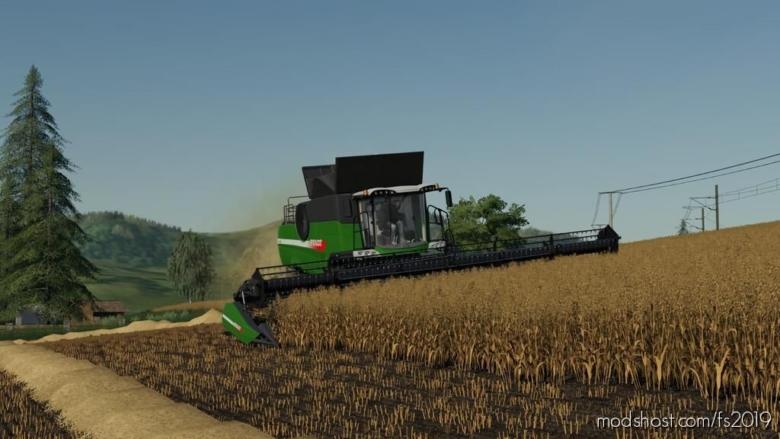 Fendt 9490 X for Farming Simulator 19