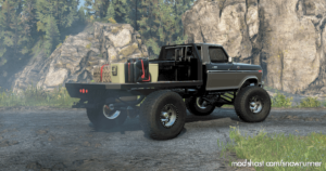 Ford 1976 XLT Ranger V1.1 for SnowRunner