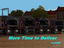 More Time To Deliver By Enri for Euro Truck Simulator 2