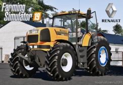 Renault Atles 900RZ Series for Farming Simulator 19