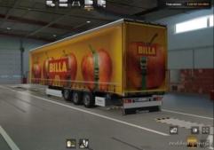 Skin Billa PRE Krone Mega Liner for Euro Truck Simulator 2