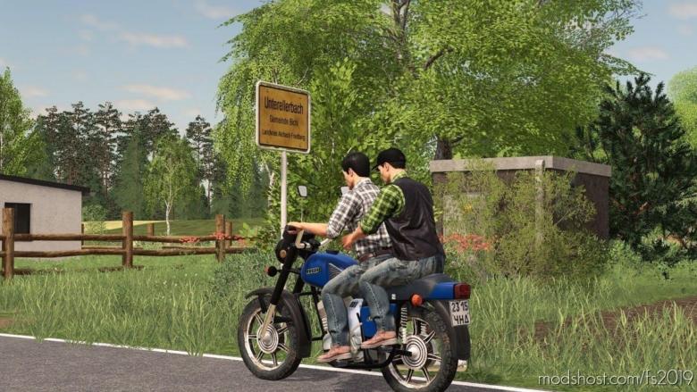 Universal Passenger Mods for Farming Simulator 19