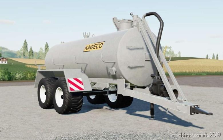 Kaweco Slurry Tanker for Farming Simulator 19