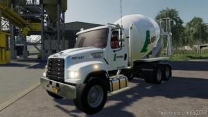 Freightliner Fl114Sd for Farming Simulator 19