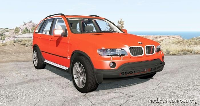 BMW X5 (E53) 2002 for BeamNG.drive