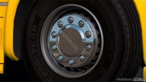 Wheel Pack Abasstreppas V3.0 [1.37] for Euro Truck Simulator 2