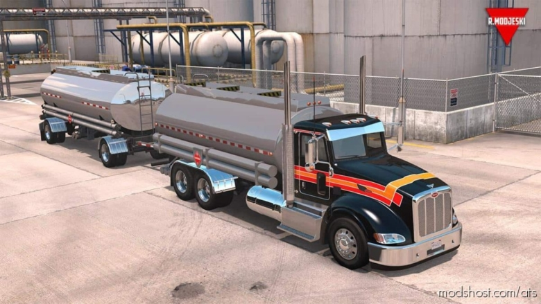 Peterbilt 386 Truck V1.1 for American Truck Simulator