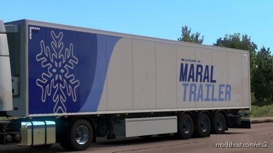 Maral Trailer Skin for Euro Truck Simulator 2