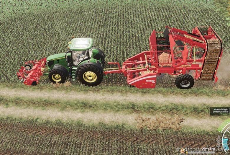 Grimme Maisplus Pack for Farming Simulator 19