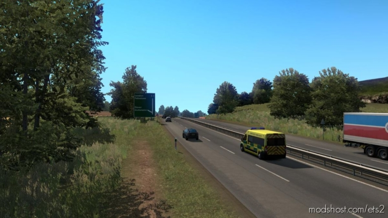 Europe Reskin [1.37] for Euro Truck Simulator 2