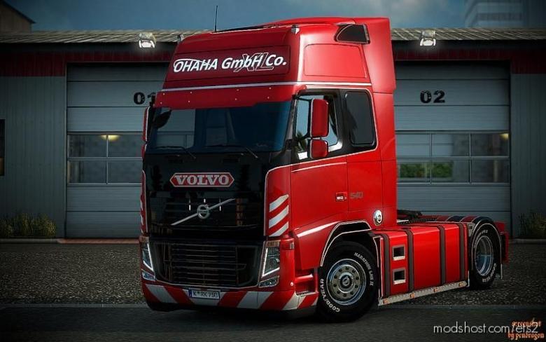 Volvo FH 2009 V20.01R Fixed [1.37] for Euro Truck Simulator 2