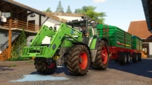 Fendt Favorit 51X Pack for Farming Simulator 19