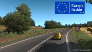 Europe Reskin for Euro Truck Simulator 2