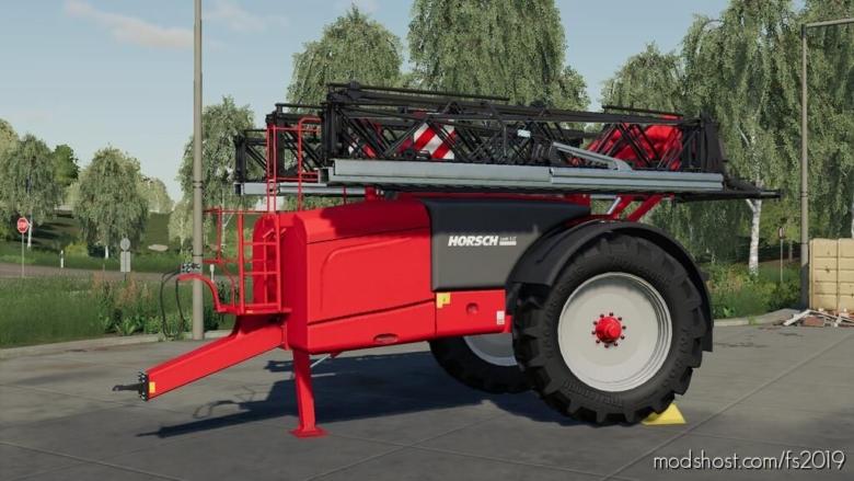 Horsch Leeb 5 LT for Farming Simulator 19