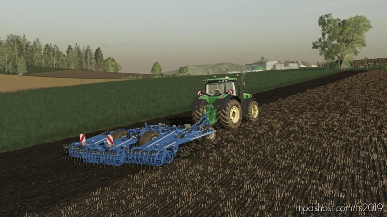 Kockerling Vector 460/620 for Farming Simulator 19