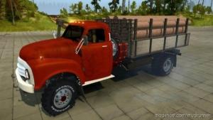 Bedford 4WD Truck for MudRunner