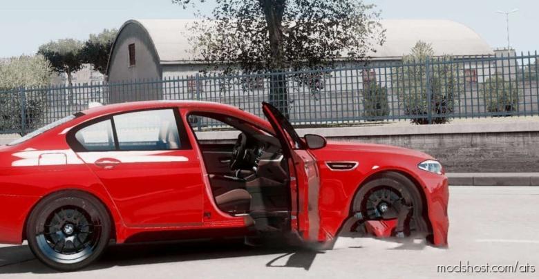 BMW M5 F10 for American Truck Simulator