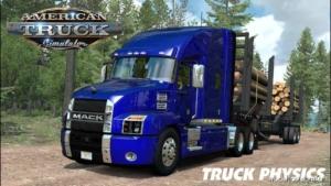 Truck Physics V0.1.0.3 [1.37.X] for American Truck Simulator