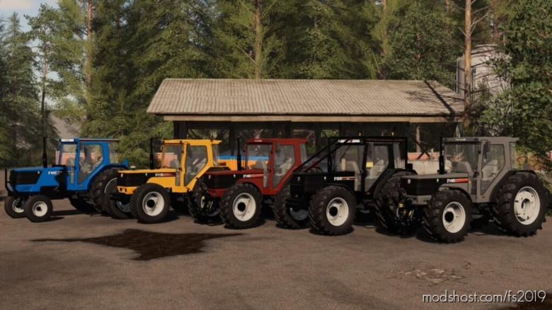 Fiatagri Winner F Series for Farming Simulator 19