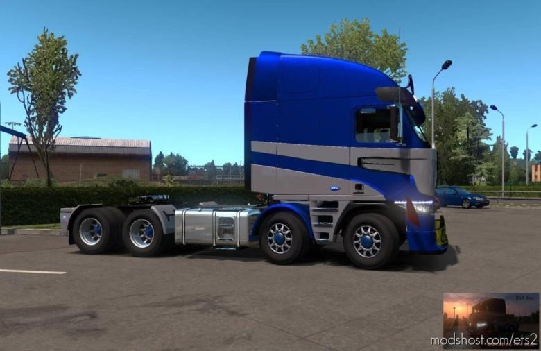 Fabio Contier's Galvatron TF4 V2.0 (BSA Revision) [1.37] for Euro Truck Simulator 2
