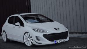 Peugeot 308 2010 [1.37] for Euro Truck Simulator 2