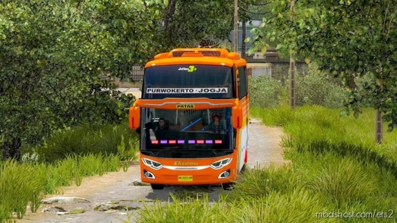 Map Jateng V2.0.1 – Reworked  [1.32 -1.37] for Euro Truck Simulator 2